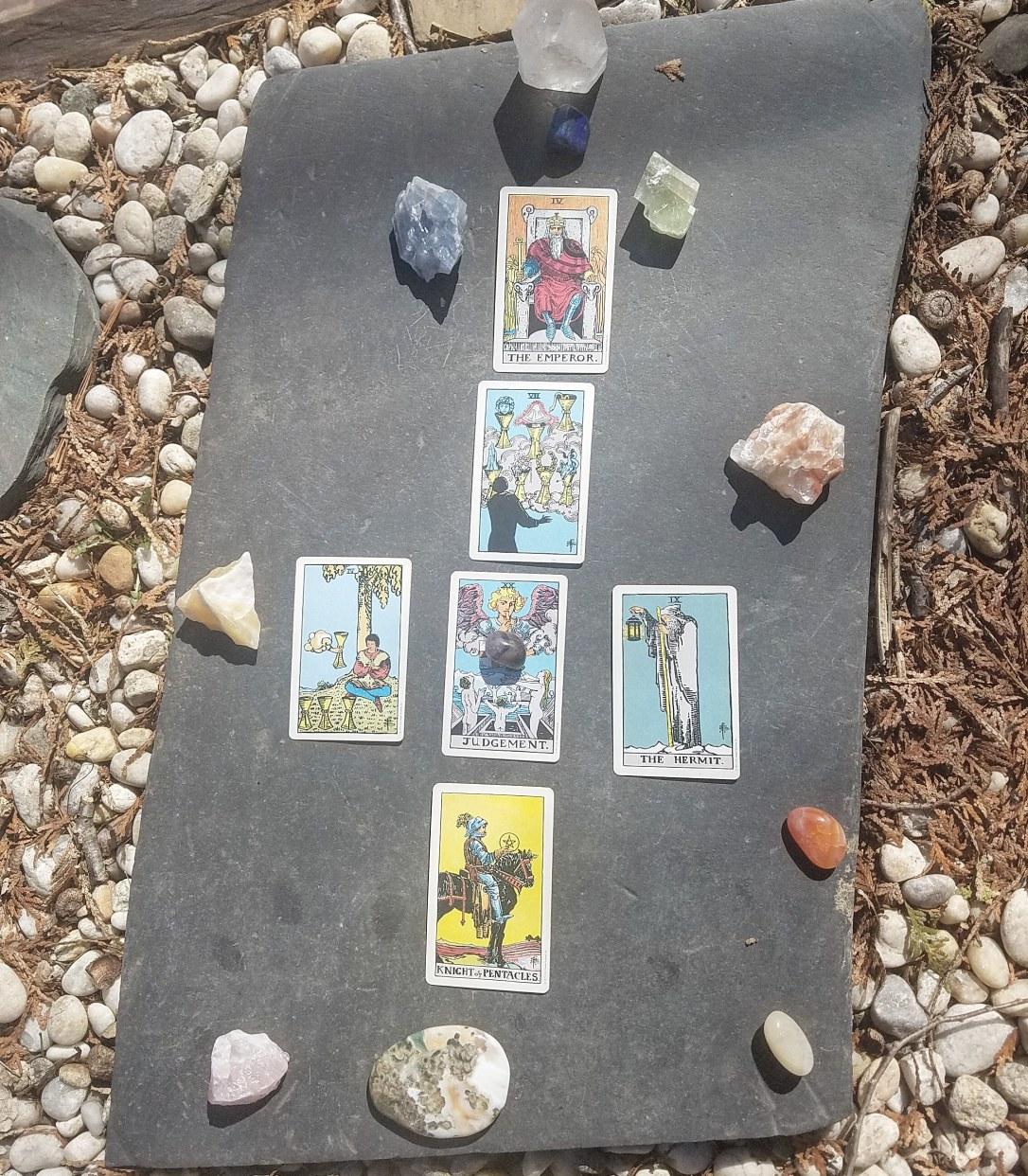 Rivertown Tarot – Learn, Play, and Grow with Tarot